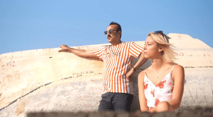 Klip İzmir'in güzel ilçesi Urla'da çekildi, klipte Soner ALDEMİR'e Dilay Dilara KONUK ve Kadir KAYA eşlik etti…
